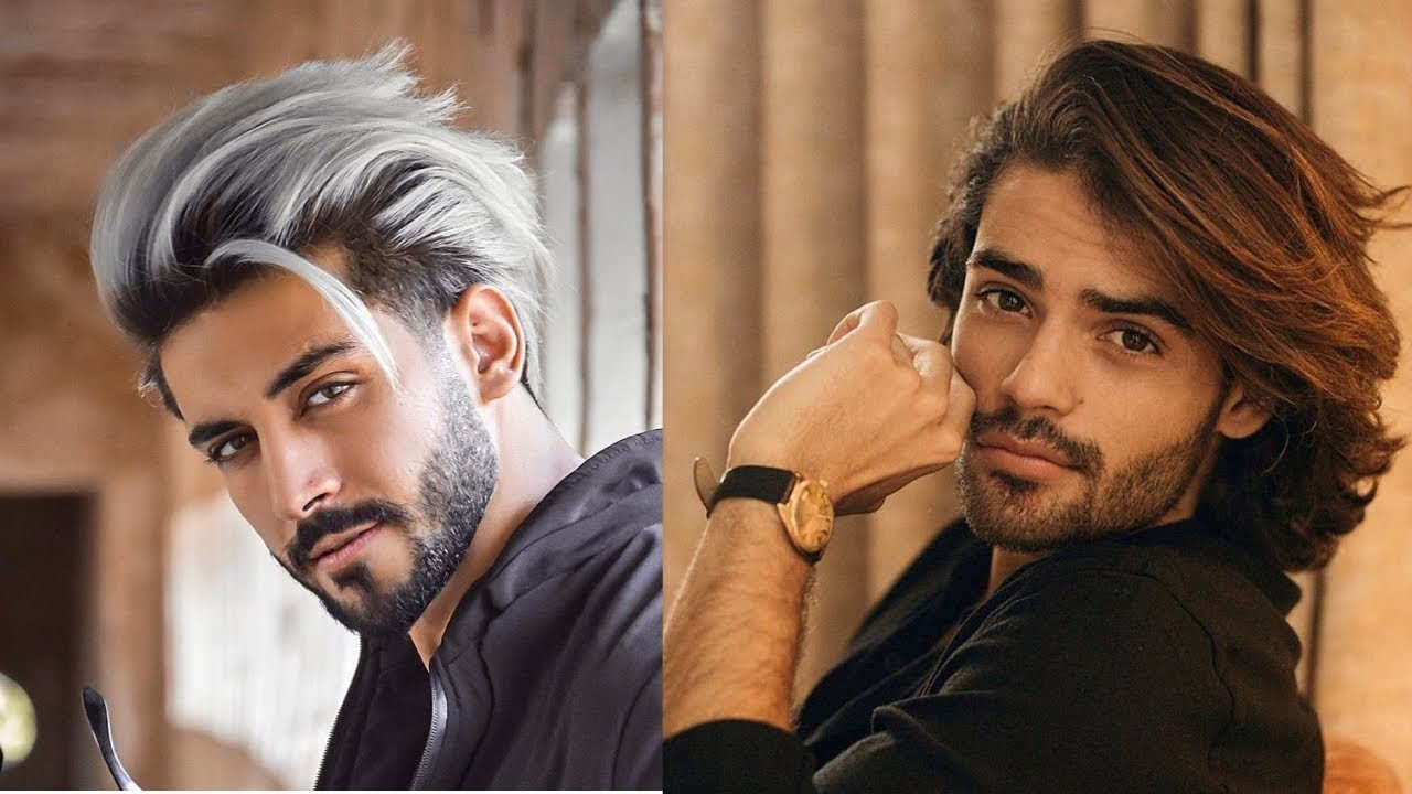 TOP 10 MOST Attractive Hairstyles For MEN 2020   Trendy ...